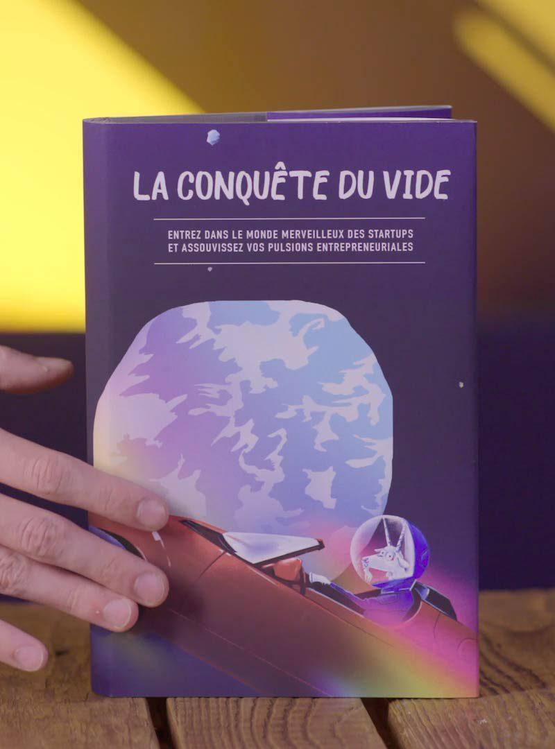 LA CONQUÊTE DU VIDE